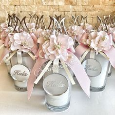 Wedding Reception Decorations, Wedding Favors, Wedding Gifts, Hot Pink, Crystals, Mayo, Wedding Dresses, Bouquets, Packaging