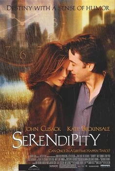 Funny, but most of all enjoyed ABC's probably possible, not too sweet and slightly philosophical, Serendipity opens the doors of love blindness calculated thanks to a grim fate and selfish, who likes to complicate the desires of men