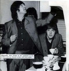 ♥♥John W. O. Lennon♥♥  ♥♥J. Paul McCartney♥♥