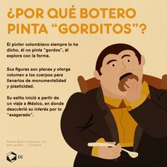 """Why does Botero paint """"chubby""""? - Why does Botero paint chubby? Tumblr History, History Quotes, History Facts, History Books, Funny History, History Classroom, History Teachers, History Icon, Art History"""