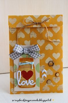 envelope, card
