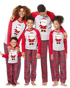 Special Offer of NEW Style 2 pieces Set XMAS Family Matching Christmas Pajamas Set Women's Mens Kids Sleepwear Nightwear in Glendale If You . Family Christmas Pajamas Sets, Xmas Pjs, Family Pajama Sets, Matching Christmas Pajamas, Matching Family Pajamas, Christmas Pyjamas, Kids Christmas, Christmas Morning, Christmas Onesie
