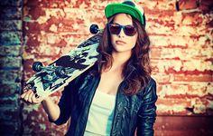 Brillen Styles für Skater Girls - Brillen Trends & Themen