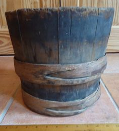 Electronics, Cars, Fashion, Collectibles, Coupons and Southern Style Decor, Big Bucket, Paint Buckets, 1st Anniversary Gifts, Old Boxes, Aging Wood, Tool Sheds, Antique Paint, Distressed Painting