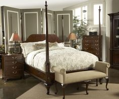 Example Of Benches Used In Bedroom Design 4
