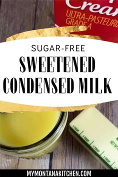 This sugar-free sweetened condensed milk is great for making keto fudge or any other keto desserts! Made with only three ingredient you will wonder why you haven't tried it sooner! Peanut Sauce Recipe, Hot Sauce Recipes, Keto Recipes, Dessert Recipes, Homemade Sweetened Condensed Milk, Condensed Milk Recipes, Keto Bbq Sauce, Keto Sauces, Keto Fudge
