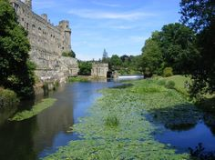 warwick castle - At the top of the list!