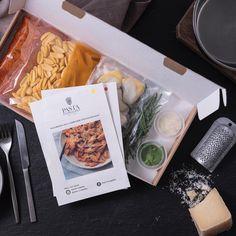 Yogurt Brands, Meat Box, Cooking Box, Pasta, Food Packaging Design, Menu Restaurant, Food Menu, Hamper, Food Photography
