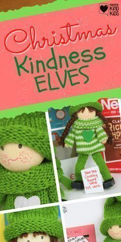 Spread Christmas Kindness with the Kindness Elves from Coffee and Carpool when they bring suggestions for ways to show kindness to your friends, family & community. This fun activity is sure to bring smiles. Knitting Patterns Uk, Kindness Elves, Boredom Busters For Kids, Bored Jar, Kindness Challenge, Kindness Activities, Knitting Supplies, School Readiness, Kids Hands