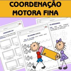 Código 541 Coordenação motora fina