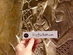 TripFiction pops up in EGYPT - choose your next top read by location and get under the skin of a place www.tripfiction.com
