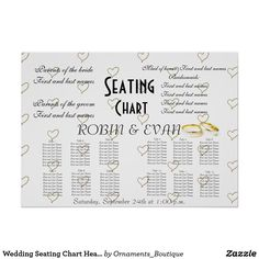 Wedding Seating Chart Butterfly DestinyS Destiny  Wedding