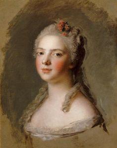Jean-Marc Nattier, Madame Adélaïde de France (1750) - Princess Marie Adélaïde of France - Wikipedia, the free encyclopedia