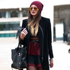 Day 1 Street Style at New York Fashion Week
