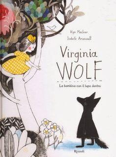 wirginia wolf: la bambina con il lupo dentro