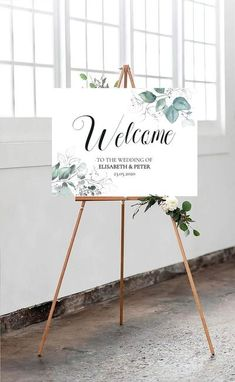 Save The Date Wedding, Welcome To Our Wedding, Wedding Signage, Rustic Wedding, Wedding Ceremony, Wedding Programs, Wedding Greenery, Wedding Fans, Wedding Stuff