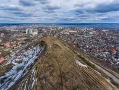 Саратов под облаками. Фото Юрий Шатохин      #Саратов #СаратовLife