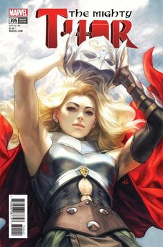 Thor (Jane Foster) Marvel The Mighty Thor comic issue 705 Limited variant Marvel Comics, Hq Marvel, Marvel Girls, Marvel Heroes, Cosmic Comics, Marvel Cinematic, Comic Book Pages, Comic Book Covers, Comic Books Art