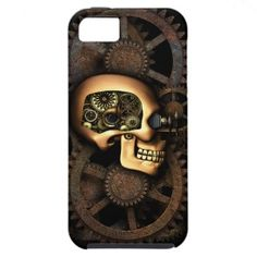 Steampunk iPhone 5 Case | Something For Everyone Gift Ideas