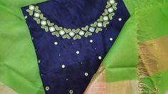 Chudi Neck Designs, Churidhar Designs, Dress Neck Designs, Blouse Designs, Salwar Kameez Neck Designs, Salwar Designs, Mirror Work Kurti Design, Thing 1, Dress Sewing Patterns