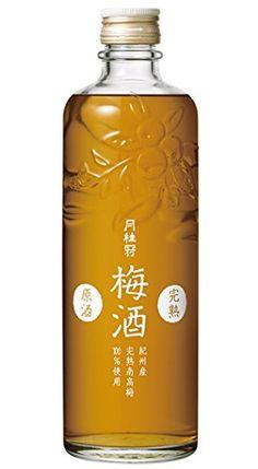 月桂冠 完熟梅酒原酒 450ml 壜詰