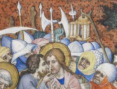 LANTERN; Très belles Heures de Notre-Dame (BnF NAL 3093, folio 181r), 1375-1425 c.