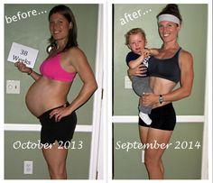 Post Pregnancy fitness blog… how I got back in shape!! Workouts, nutrition, etc...