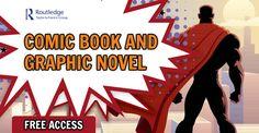 Comic Book & Graphic Novel Collection | Explore Taylor & Francis Online