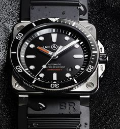 TimeZone : Industry News » Basel 2017 - Bell & Ross BR 03-92 Diver