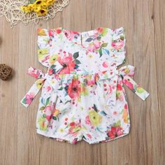 9f7c9fb0 Newborn Baby Girl's Cute Romper Sets | Little Infant Suits & Dresses