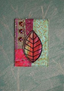 Random Acts of Piece: Wanna Trade? Fabric Cards, Fabric Postcards, Small Quilts, Mini Quilts, Art Trading Cards, Miniature Quilts, Small Art, Quilting Projects, Art Quilting