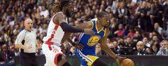 Golden State Warriors vs Toronto Raptors - Full Game - 01/10/2016 - Full HD 1080p