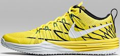 Nike Lunar TR1 Yellow Strike/White-Kelly Green-Black