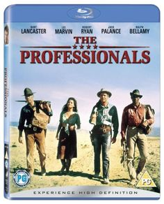 Nice Professionals Blu Ray Movies To Watch Online New