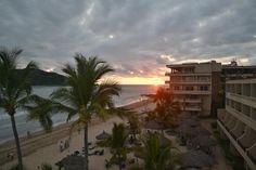Hotel Playa Mazatlan: Can't beat the view