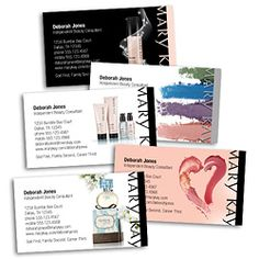 Hey i found this really awesome etsy listing at httpsetsy multi scene business cards mary kay connections reheart Choice Image