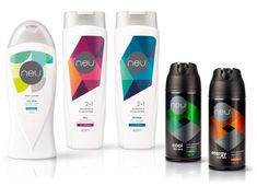 Shampoo packaging and deodorant packaging designs Medical Packaging, Cosmetic Packaging, Brand Packaging, Cosmetic Design, Best Shampoos, Packaging Solutions, Bottle Design, Body Spray, Packaging Design Inspiration
