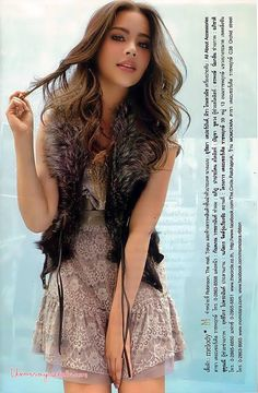 Thai Actress/Model 'YaYa' Urassaya Sperbund  (อุรัสยา เสปอร์บันด์)
