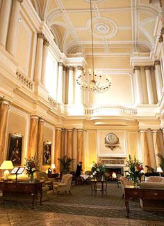 The Grand Hotel, Luxury Eastbourne Hotel, Sussex Spa Resort, UK, SLH