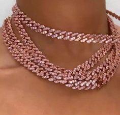 Trendy Jewelry, Cute Jewelry, Luxury Jewelry, Jewelry Accessories, Chain Jewelry, Chain Chokers, Bold Jewelry, Body Jewellery, Summer Jewelry