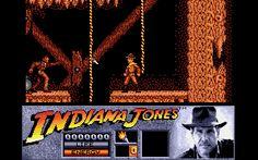 Indiana Jones and the Last Crusade - Atari ST - 1989