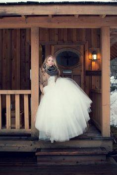 winter lodge chic // photography: Jarusha Brown