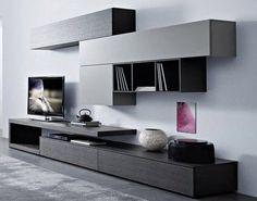 Image result for mueble para tv y escritorio en dormitorio