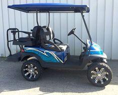 Custom Golf Carts Gallery   Golf Cars of Hickory Golf Carts For Sale, Custom Golf Carts, Golf Cart Enclosures, Best Golf Cart, Golf Etiquette, Beach Buggy, New Golf, Putt Putt, Play Golf