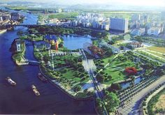 Zhongshan Shipyard Park - China