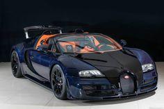 Bugatti Veyron GS vitesse Blue Carbon Bingo Sports World_01