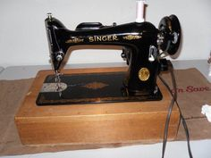 Singer 99K...I have had mine since 1997 but I don't use it too much...it is very heavy and mine is noisy...I prefer the other models or the Necchis.
