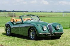 Jaguar XK 120 Drophead Coupé