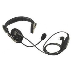 08c9bd69fc1 Kenwood KHS-7A HD Single Muff Headset for TK   NX Series