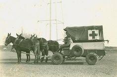 Ambulancia de 1930